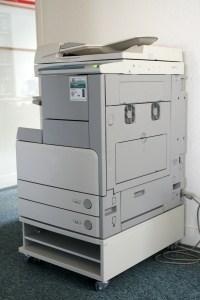Quel tarif pour un photocopieur