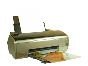 Imprimante photographie